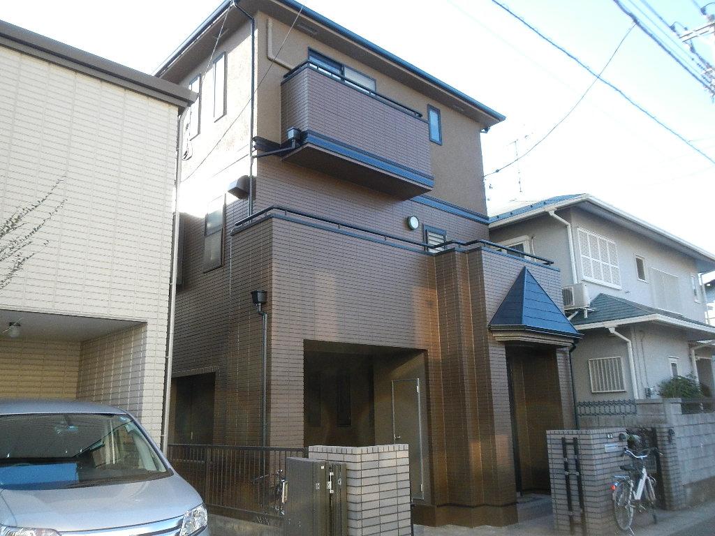さいたま市 住宅外装リニューアル工事