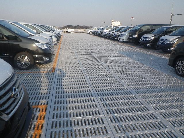 立体駐車場塗装工事