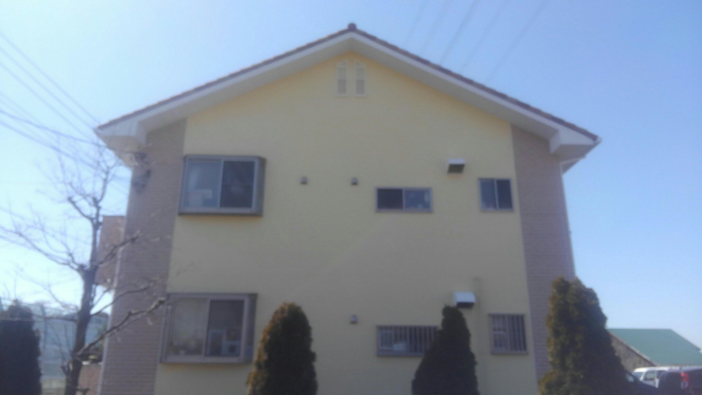 埼玉県桶川市 集合住宅 外壁塗装改修工事