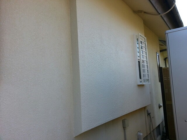 戸建住宅 外壁部分塗装工事