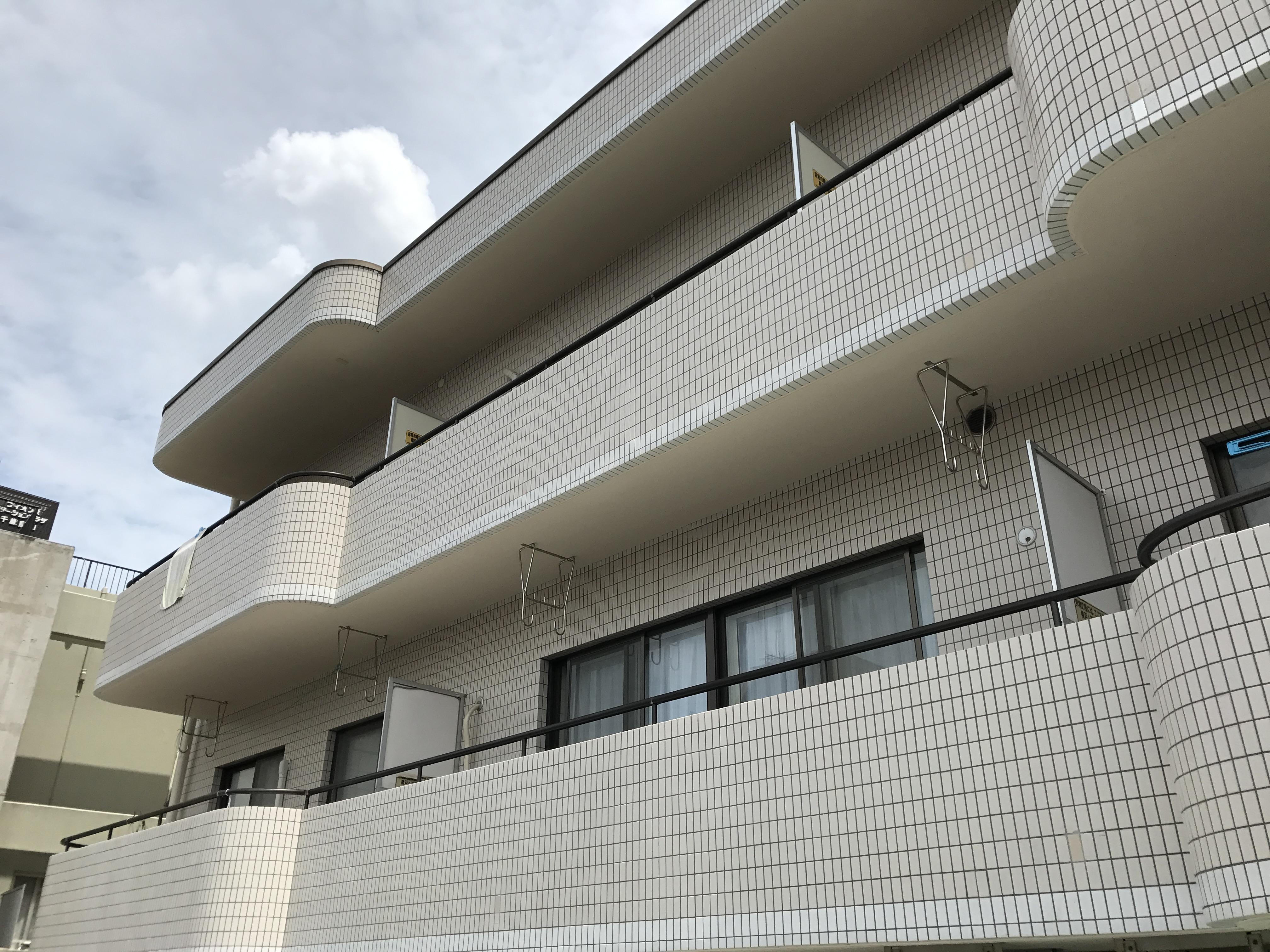 集合住宅外壁塗装工事